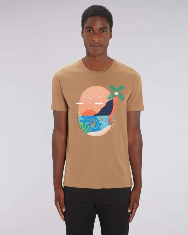 Mark Conlan x Face This T-shirts