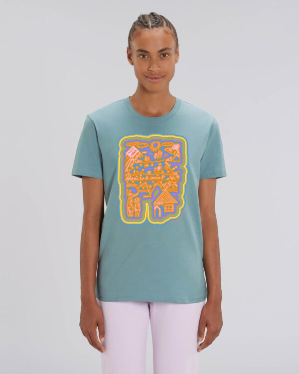 Tyler Spangler x Face This T-shirt