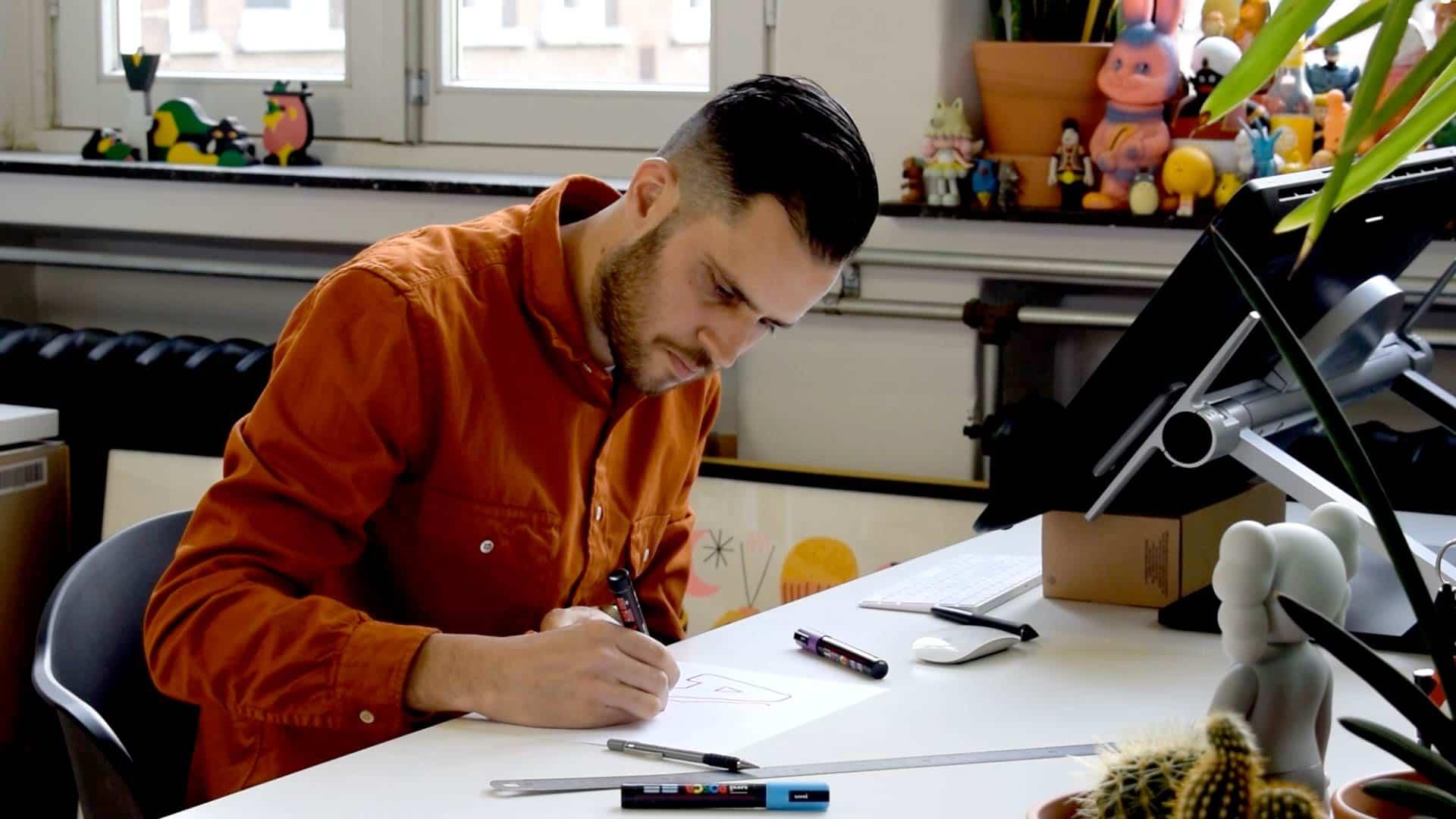 Hedof street artist