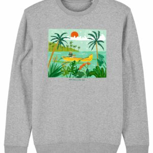 Bodil_Jane_Face_This_Sweater_Heather_Grey_Packshot_Front_Main_LR