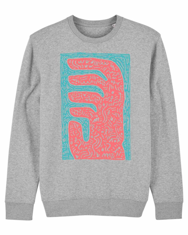 Kyle_Steed_Face_This_sweater_Heather_Grey_Packshot_Front_Main_LR